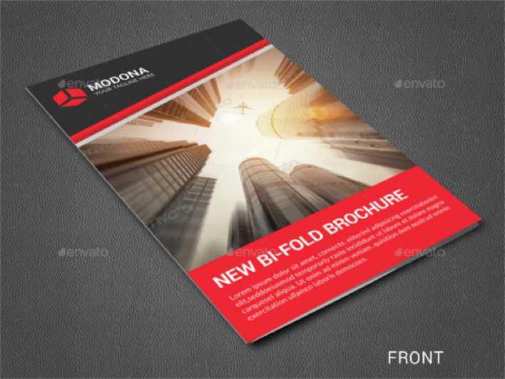 Bi Fold Brochure Template Ms Publisher