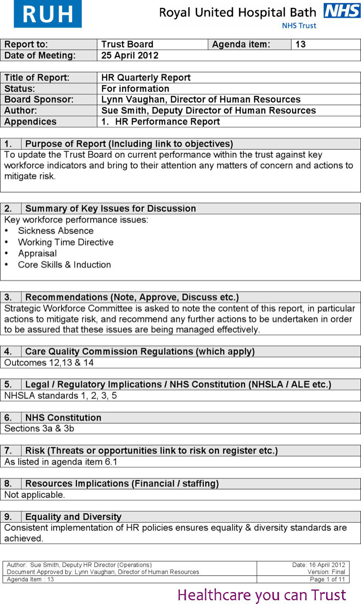 Hr annual business plan template : P o box on resume