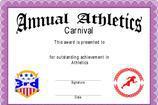 Coach Certificate Templates