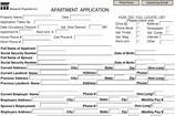 Apartment Application