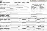 Apartment Application