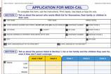 Medical Application Form