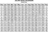 Julian Calendar
