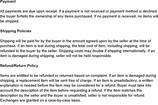 Sample Terms and Conditions