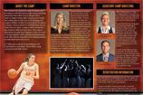 Basketball Camp Brochures