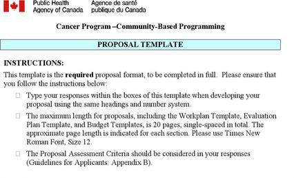 Contractor Proposal Templates