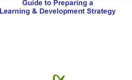 Training Strategy Templates