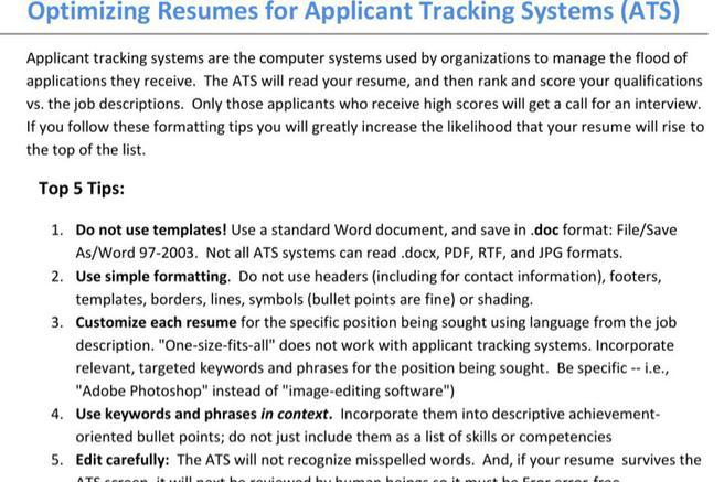 Parse Resume Definition | Resume Format Download Pdf