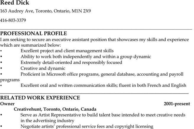 The Administrative Assistant Resume Sample   can help you make a