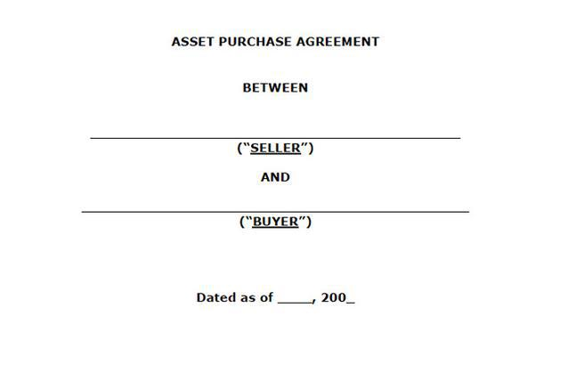 Purchase Agreement  Download Free  Premium Templates Forms