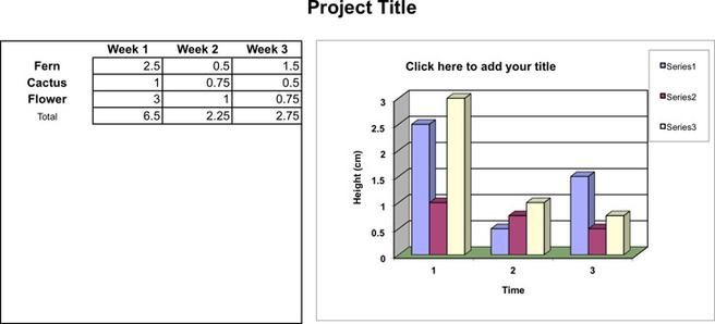 Chart Template  Download Free  Premium Templates Forms