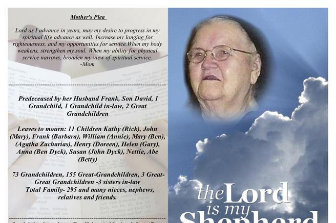 Obituary Templates | Download Free & Premium Templates, Forms