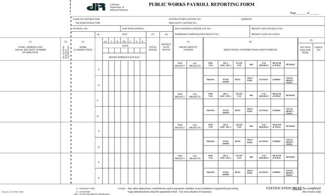 Payroll Template | Download Free & Premium Templates, Forms