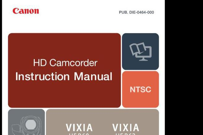 instruction manual template free download