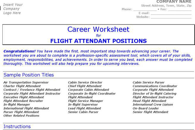 Flight Attendant Cover Letter Example Flight Attendant Resume