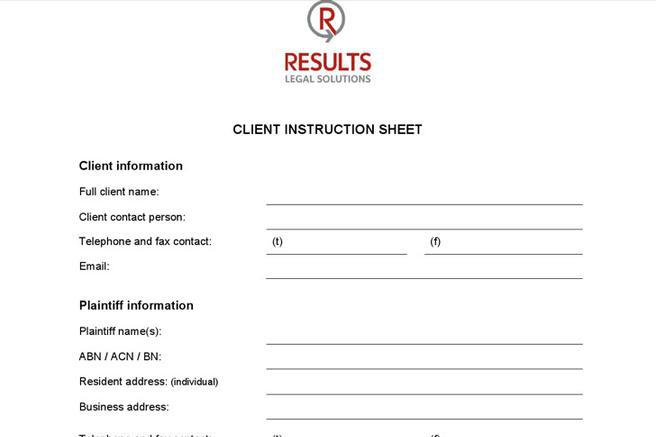 Instruction Template  Download Free  Premium Templates Forms