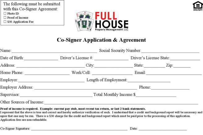 Rental Agreement Letter Templates