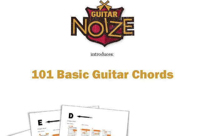 Musical Instrument Chart