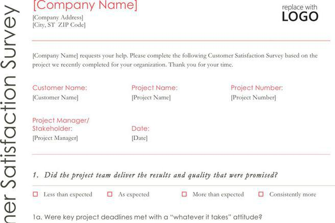 Customer Satisfaction Survey | Download Free & Premium Templates