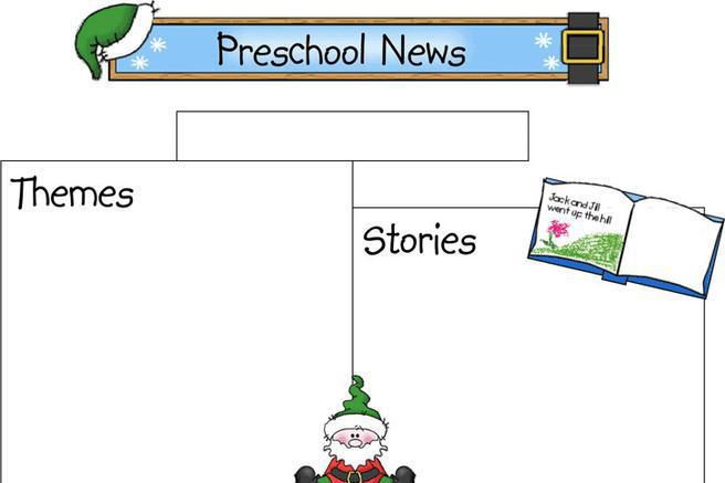 Preschool Newsletter Template | Download Free & Premium Templates