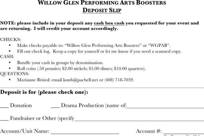 Doc546245 Free Deposit Slip Template Word money basics – Free Deposit Slip Template Word