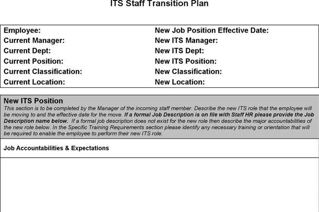 iep transition plan template