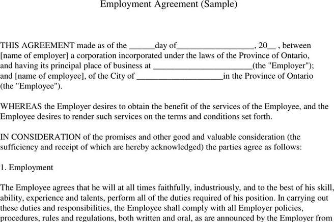 Contract Template – Snow Plowing Contract Template