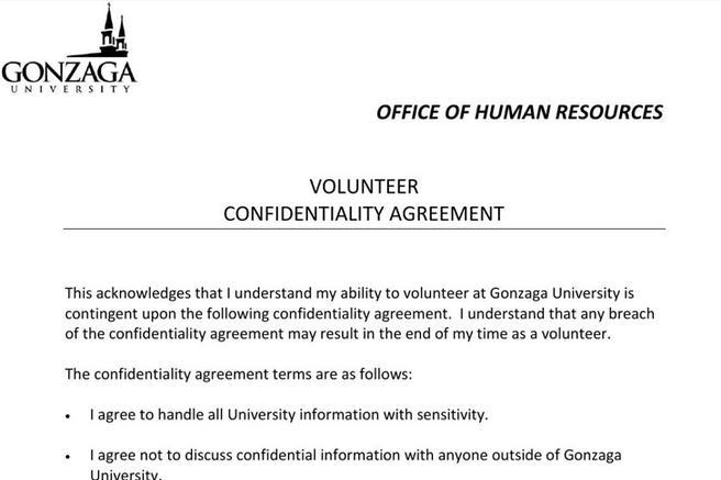 Human Resources Confidentiality Agreement Templates | Download
