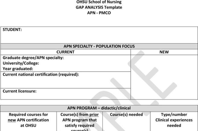 Analysis Template  Download Free  Premium Templates Forms