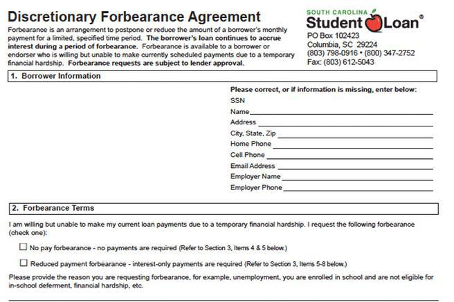 Forbearance Agreement | Download Free & Premium Templates, Forms