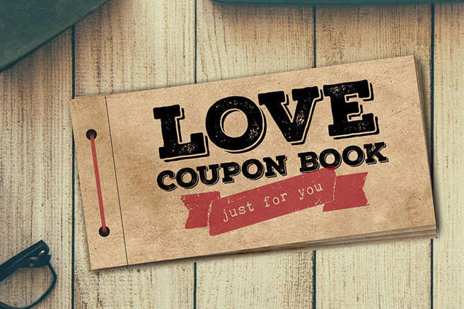 Coupon Book Templates