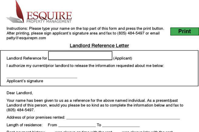 Reference Letter Template  Download Free  Premium Templates