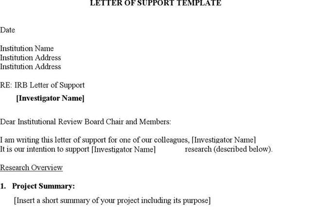 Letter Template | Download Free & Premium Templates, Forms ...