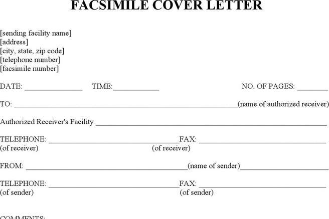 Medical Fax Cover Sheet  Download Free  Premium Templates Forms