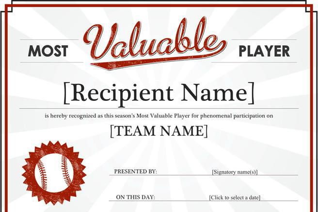 Certificate Template | Download Free & Premium Templates, Forms ...