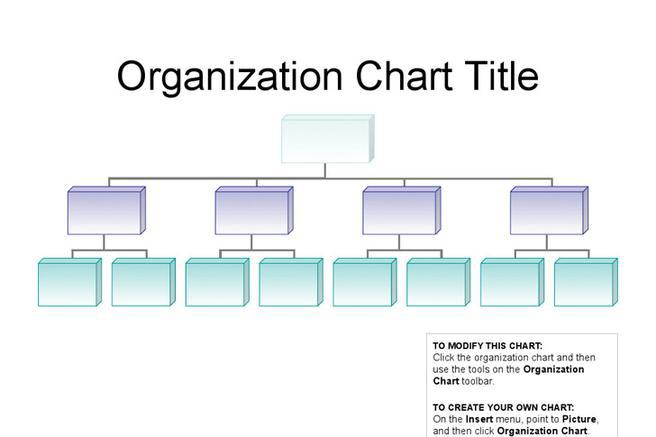 Organizational Chart Template  Download Free  Premium Templates