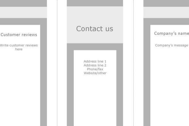 Doc1200927 Blank Brochure Templates Blank Brochure Template – Blank Brochure Template Word