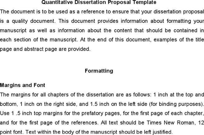 Dissertation quantitative finance