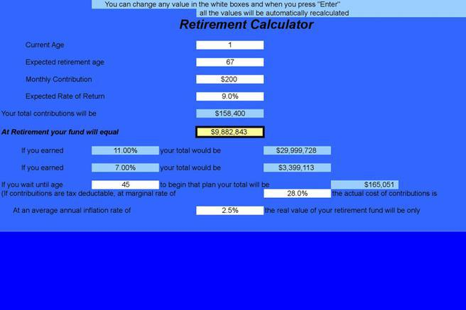 Calculator Spreadsheet | Download Free & Premium Templates, Forms