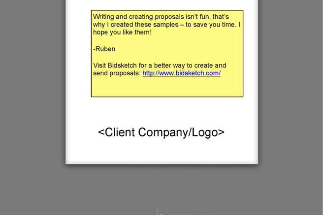 Business Proposal Template | Download Free & Premium Templates