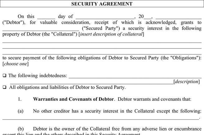 Security Consultant Security Consultant Agreement