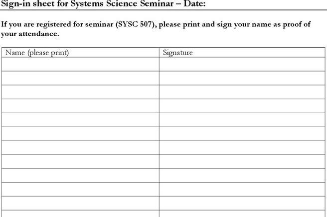 Sign In Sheet Template  Download Free  Premium Templates Forms