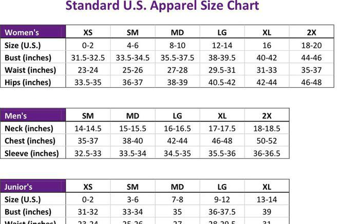 Size Chart | Download Free & Premium Templates, Forms & Samples