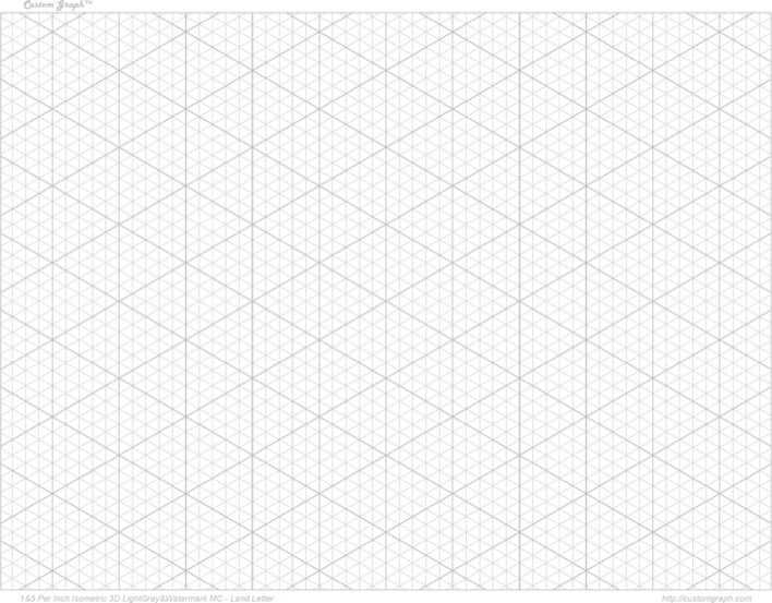D Graph Paper   Download Free  Premium Templates Forms