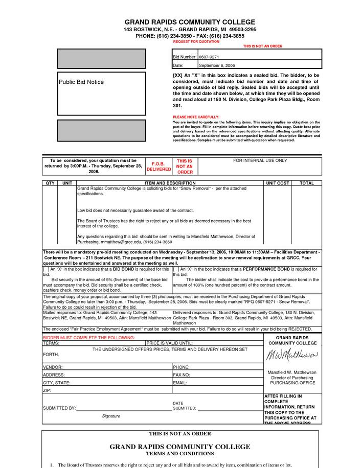 Basic Snow Removal Contract Template Download Free Premium - Snow plow contract template