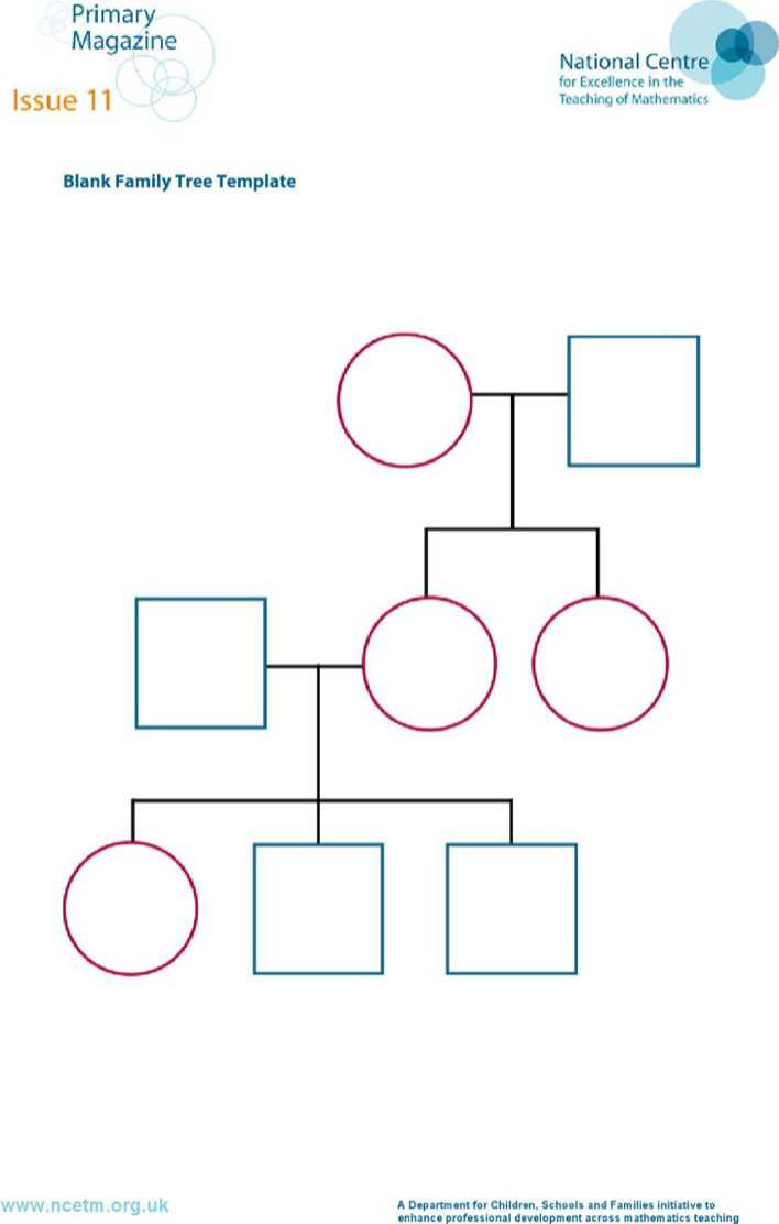 Blank Family Tree Template Download Free Premium Templates