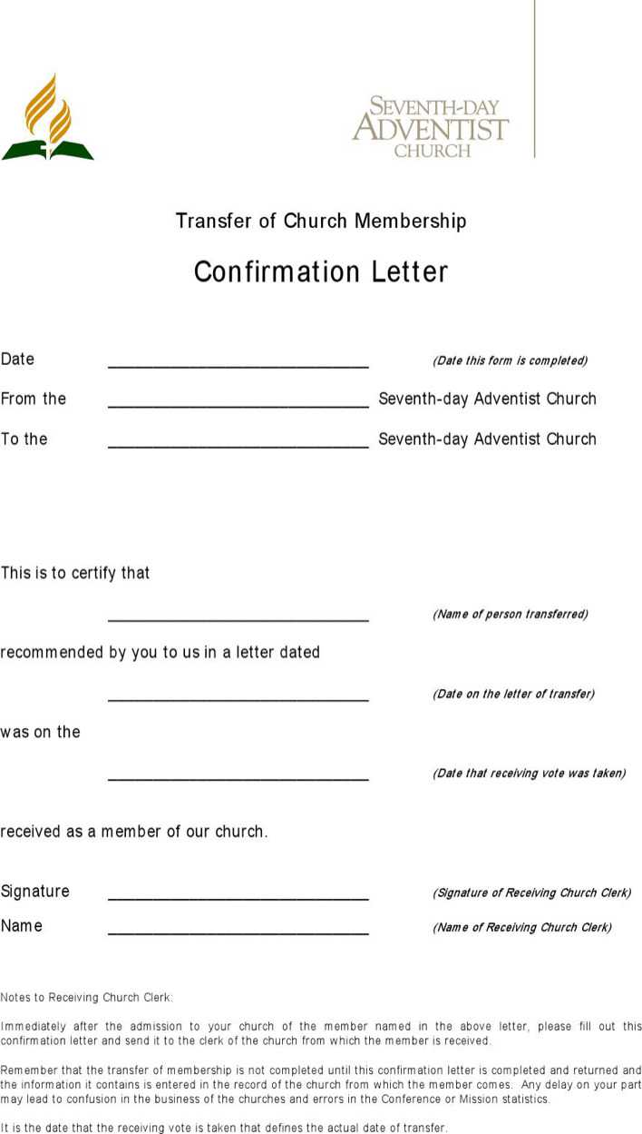 Download sample transfer letter of church membership download free download sample transfer letter of church membership page 2 altavistaventures Gallery