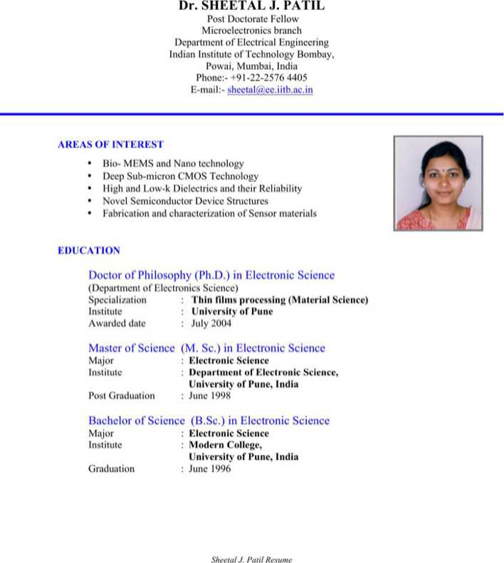 Electrical Engineering Resume Download Free Premium Templates