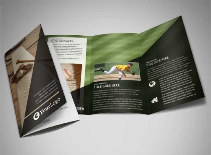 sports camp brochure template - elegant basketball sports camp brochure download free