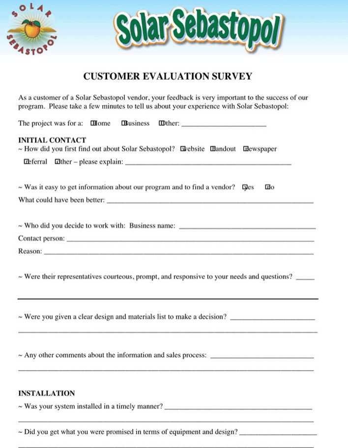 General Evaluation Template. Evaluated By Date Reviewed By Date; 8